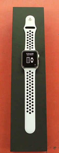 Apple Watch Nike+ Series 3 GPS+Cellularモデル 42mm MQME2J/A| ハードオフ豊田上郷店