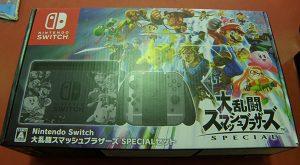 Nintendo  Switch 大乱闘スマッシュブラザーズ SPECIALセット HAC-S-KAELJ| ハードオフ安城店