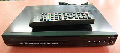 ティーズネットワーク㈱ BDプレーヤー BD-111-BK| ハードオフ安城店