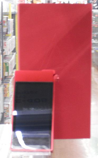 IRIVER デジタルオーディオ Astell&Kern AK100II Type-S Red Hot| ハードオフ西尾店