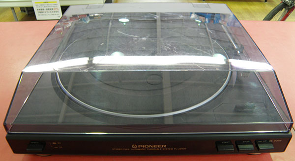 PIONEER  レコードプレーヤー PL-J2500| ハードオフ安城店