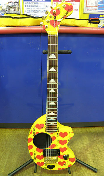 FERNANDES  E・ギター YELLOW HEART-ZO| ハードオフ安城店