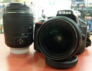 Nikon  デジタルカメラ D3300 ダブルズームキット2| ハードオフ安城店