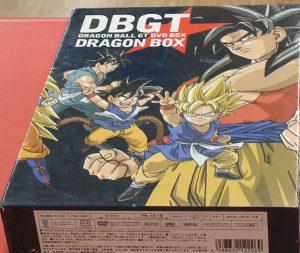 集英社/東映アニメーション ドラゴンボールGT PCBC-50657| ハードオフ西尾店