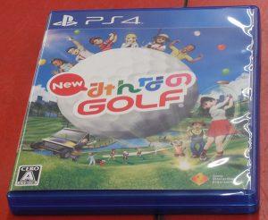 ソニー・インタラクティブ・エンターテイメント PCJS50022 Newみんなのゴルフ| ハードオフ西尾店