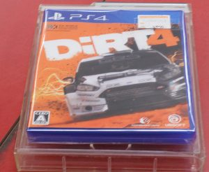 CODEMASTERS/UBISOFT PLJM16013 DiRT4| ハードオフ西尾店
