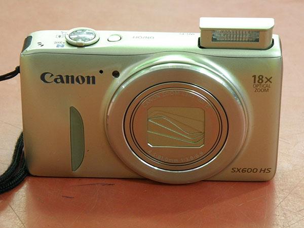 Canon Power Shot SX600HS  デジタルカメラ| ハードオフ安城店