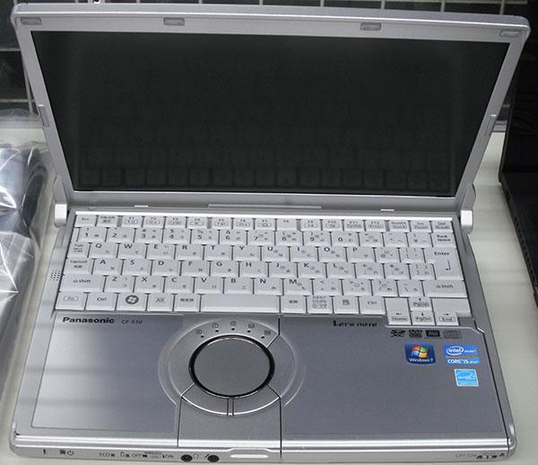 Panasonic ノートパソコン CF-S10| ハードオフ西尾店