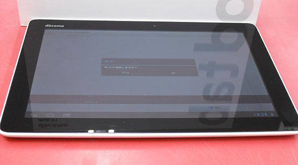 NTT docomo/Huawei dtab 01 タブレットPC| ハードオフ西尾店