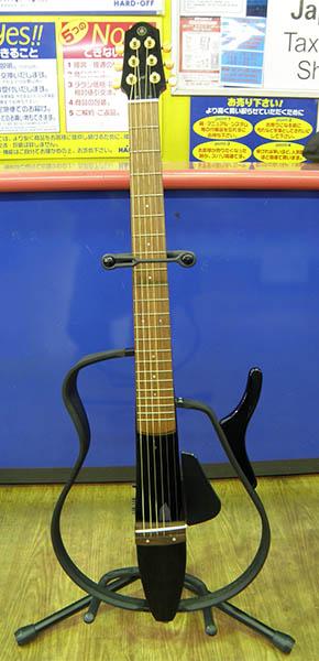 YAMAHA  サイレントギター SLG-100S| ハードオフ安城店