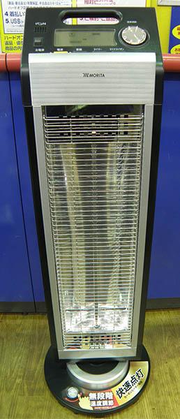 モリタ カーボンヒーター MS-CR900D| ハードオフ安城店