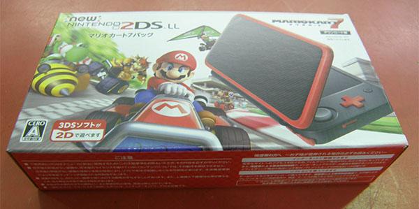 Nintendo  new 2DS LL マリオカート7パック JAN-S-RADH(JPN)| ハードオフ安城店