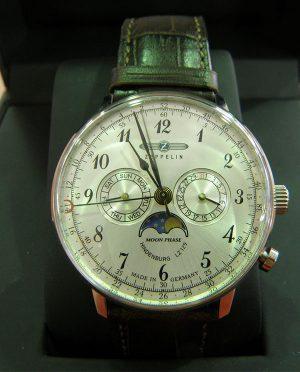 ZEPPELIN  腕時計 ツェッペリン ヒンデンブルグ (HINDENBURG) 70361| ハードオフ安城店