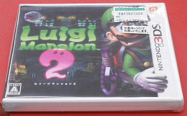 Nintendo ルイージマンション2 CTR-P-AGGJ| ハードオフ西尾店