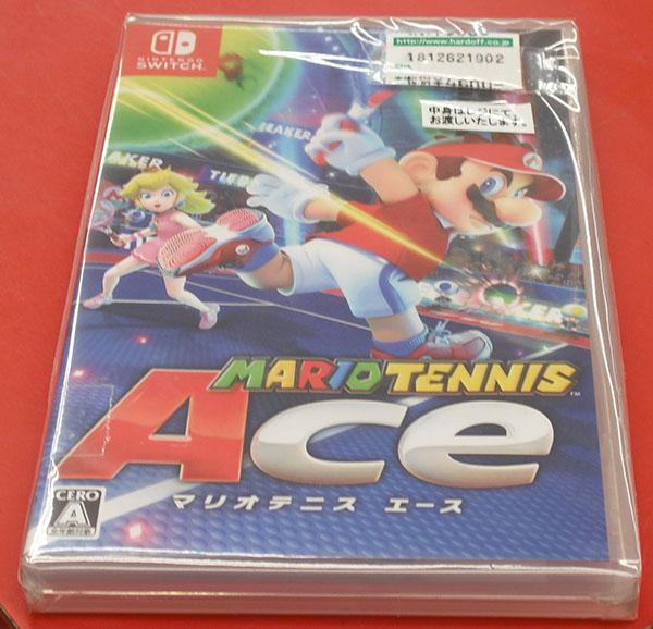 Nintendo マリオテニスエース HAC-P-ALERA| ハードオフ西尾店