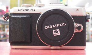 OLYMPUS ミラーレス一眼 PEN Lite E-PL7| ハードオフ西尾店