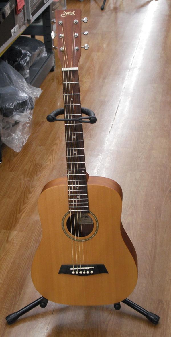 S.YAIRI ミニアコースティックギター YM-02| ハードオフ西尾店