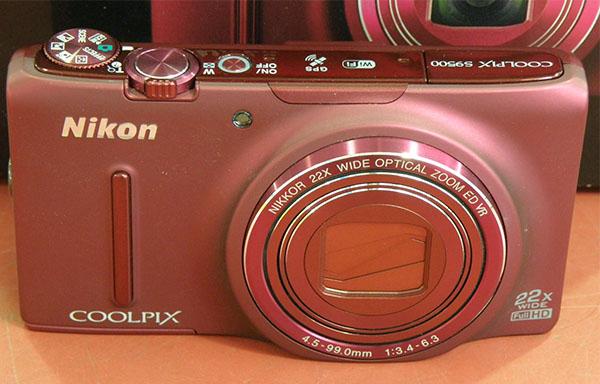 Nikon  デジタルカメラ COOLPIX S9500| ハードオフ安城店