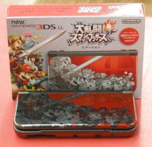 Nintendo/任天堂 Newニンテンドー3DS LL スマッシュブラザーズエディション| ハードオフ西尾店