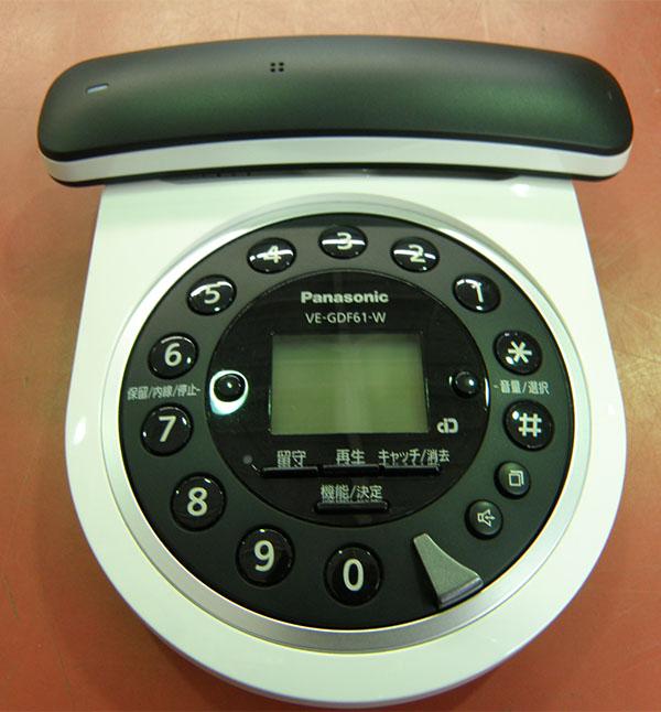 Panasonic  VE-GDF61D コードレス電話| ハードオフ安城店