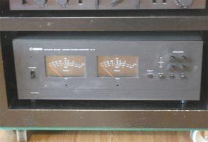 YAMAHA ステレオパワーアンプ B-2| ハードオフ西尾店