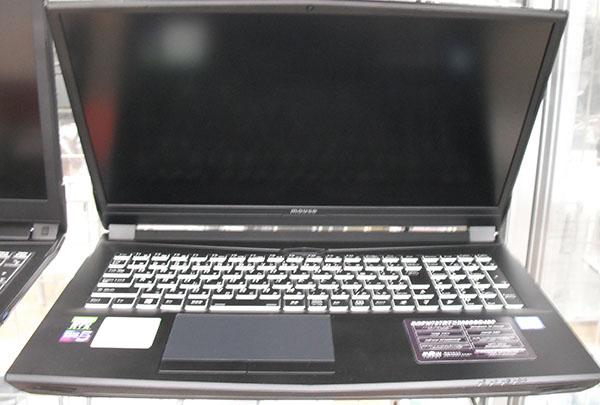 マウスコンピューター ゲーミングノートパソコン EGPN787RTX206SSD480| ハードオフ西尾店