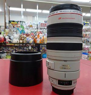 キヤノン 望遠レンズ入荷 EF  100-400mm  1:4.5-5.6  L  IS| ハードオフ三河安城店