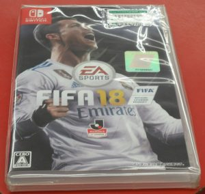 エレクトロニック・アーツ FIFA18 HAC-P-ADCEA| ハードオフ西尾店