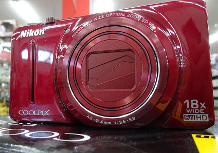 Nikon デジタルカメラ COOLPIX S9300| ハードオフ三河安城店