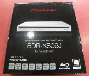 Pioneer  ポータブルBDドライブ BDR-XS06J| ハードオフ安城店