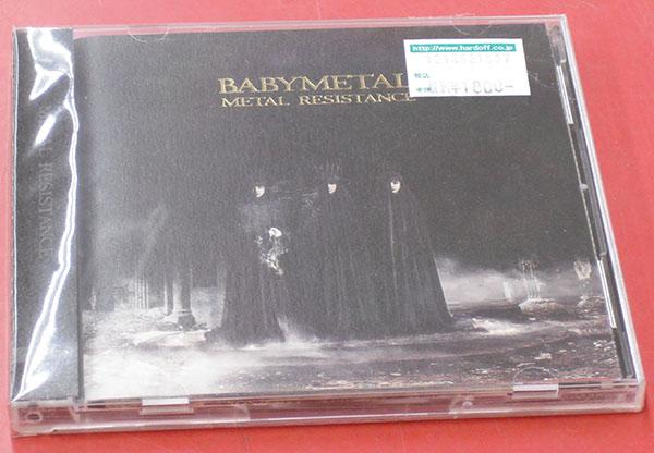 BABYMETAL METAL RESISTANCE TFCC86545| ハードオフ西尾店