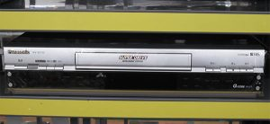 Panasonic VHSデッキ NV-SV110| ハードオフ西尾店