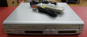 MITSUBISHI  DVD・P一体型VHSデッキ DJ-VG330| ハードオフ安城店