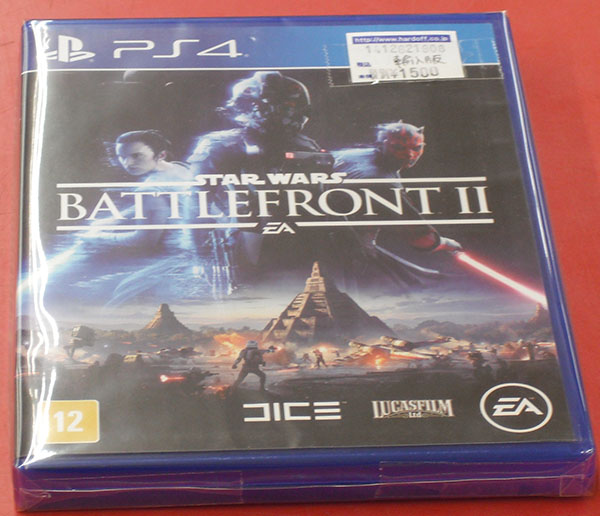 EA STAR WARS BATTLEFRONTⅡ 2103408| ハードオフ西尾店