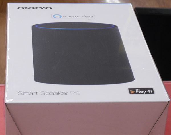 ONKYO Amazon Alexaを搭載したスマートスピーカー VC-PX30| ハードオフ西尾店