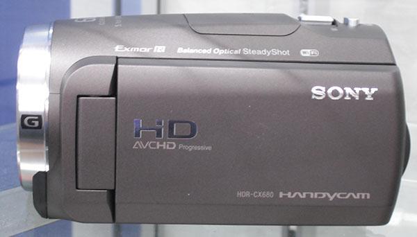 SONY デジタルビデオカメラ HDR-CX680| ハードオフ西尾店
