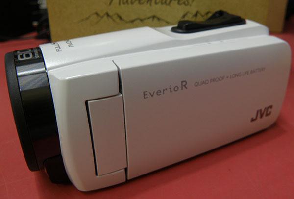 JVC  ハイビジョンビデオカメラ GZ-R470| ハードオフ安城店