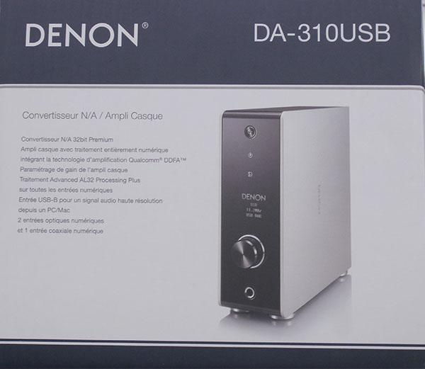 DENON DA-310USB D/Aコンバーター、ヘッドホンアンプ| ハードオフ西尾店
