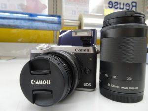 Canon M6 ダブルズームキット| ハードオフ三河安城店