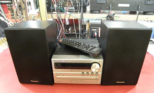 Panasonic  SC-PM02 ミニコンポ| ハードオフ安城店
