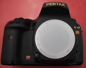 PENTAX 一眼デジカメ K10D グランプリパッケージ| ハードオフ西尾店