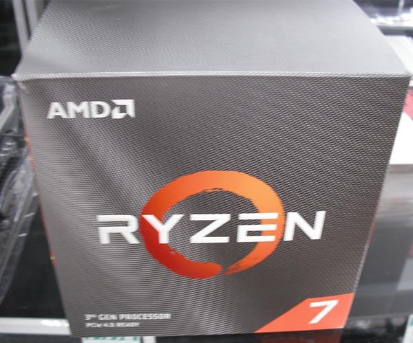AMD Ryzen 7 3700X CPU| ハードオフ西尾店