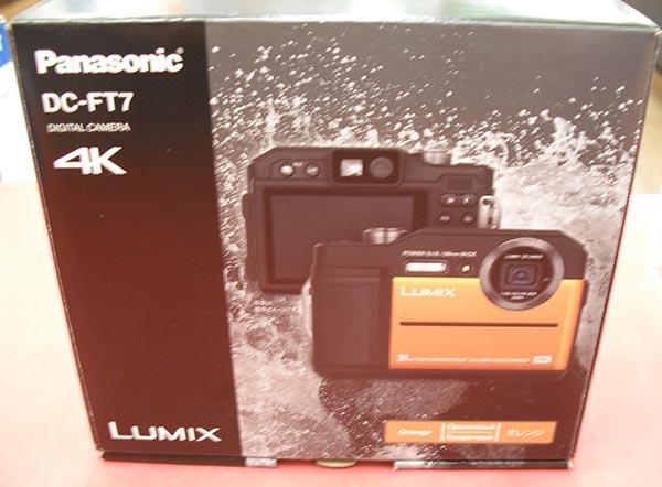 Panasonic DC-FT7 デジタルカメラ| ハードオフ西尾店