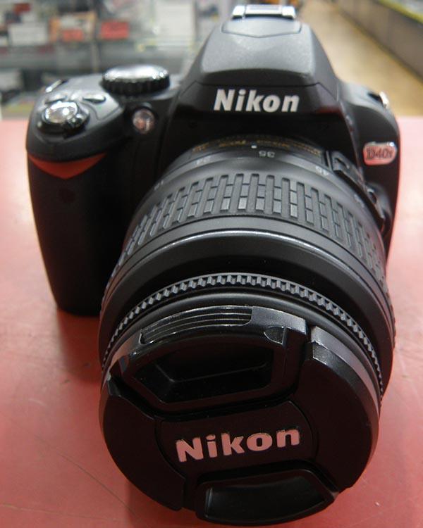 Nikon D40Xレンズキット  デジタル一眼| ハードオフ安城店