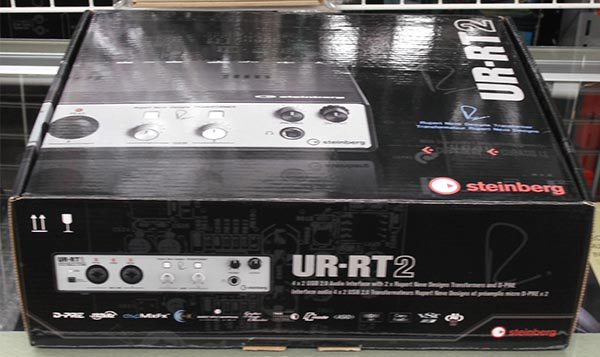 STEINBERG UR-RT2 オーディオインターフェース| ハードオフ西尾店