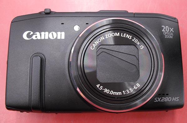 Canon PowerShot SX280 HS  デジタルカメラ| ハードオフ西尾店
