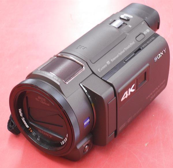 SONY FDR-AXP35 デジタルビデオカメラ| ハードオフ西尾店