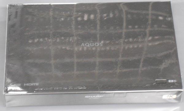 SHARP 4S-C00AS1 4Kチューナー| ハードオフ西尾店