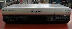 Panasonic NV-HV62-S ビデオデッキ| ハードオフ安城店