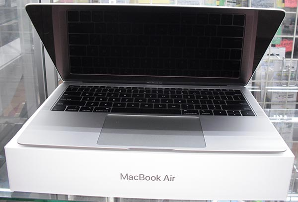 APPLE MVFK2JA/A MacBook Air| ハードオフ西尾店